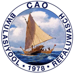 CNMI Carolinian Affairs Office Logo